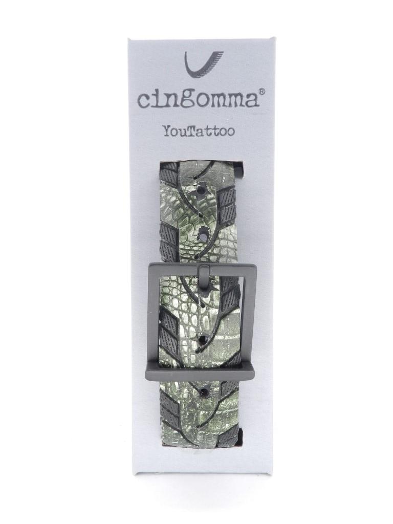 Cingomma YouTattoo Belt (animals)