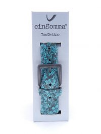 Cingomma YouTattoo Belt (flowers) 2