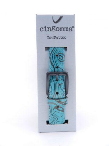 Cingomma YouTattoo Belt (flowers)