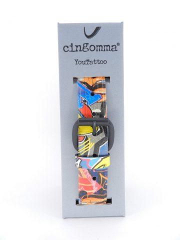 Cingomma YouTattoo Belt (graphics)