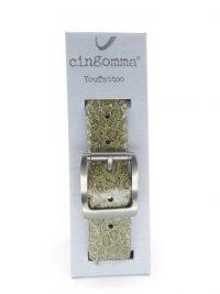 Cingomma YouTattoo Belt (animals) 2