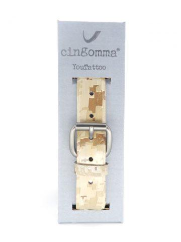 Cingomma YouTattoo Belt (camouflage)