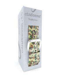 Cingomma YouTattoo Belt (camouflage) 1