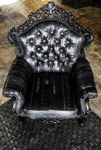 Old Fashion Armchair 2