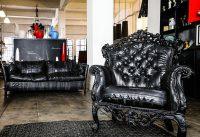 Old Fashion Armchair 1