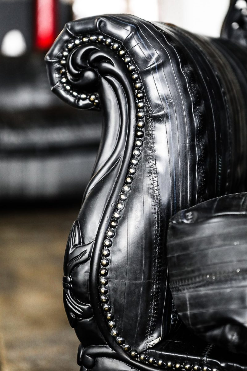 Old Fashion Armchair